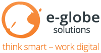 e-globe-solutions ag Logo